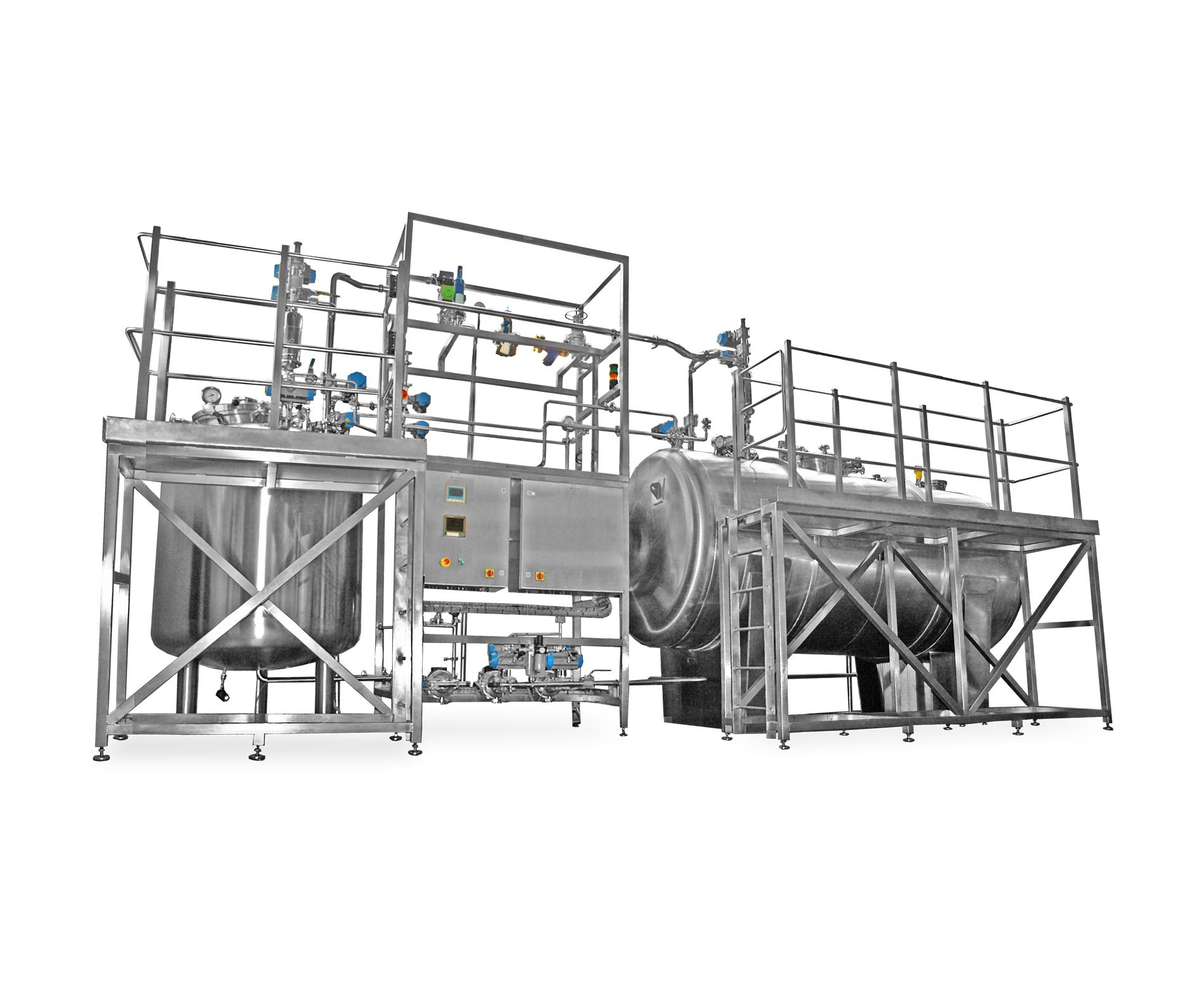 BIOWASTE - Decontamination Facilities, Biowaste Systems