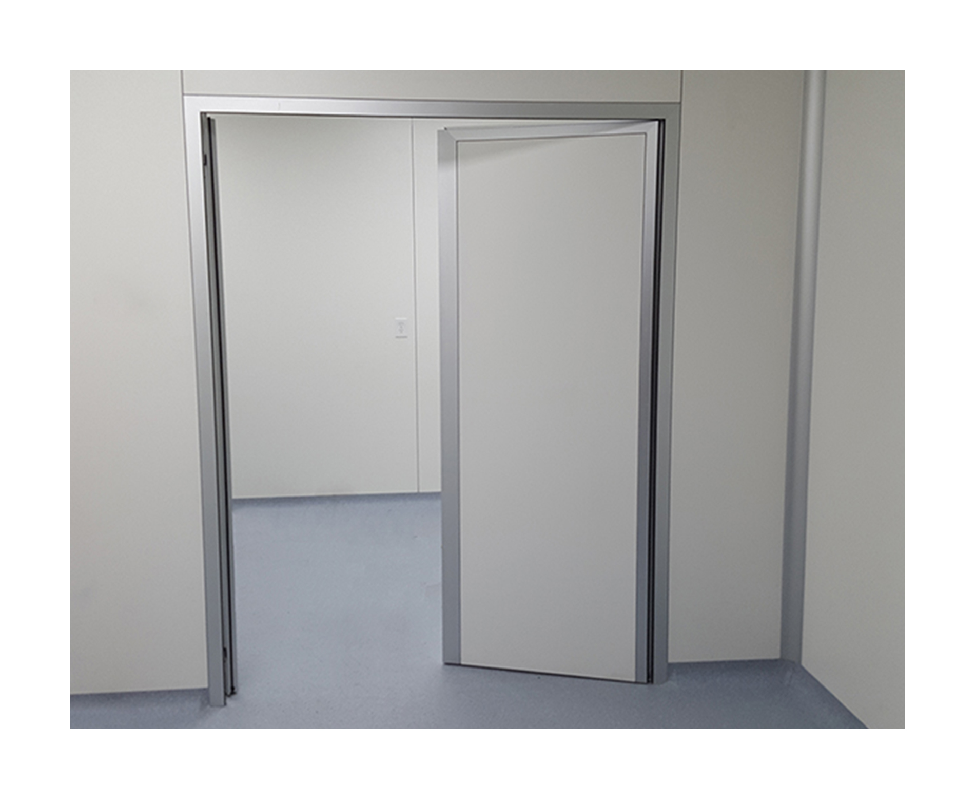 pharmaceutical modular cleanroom systems