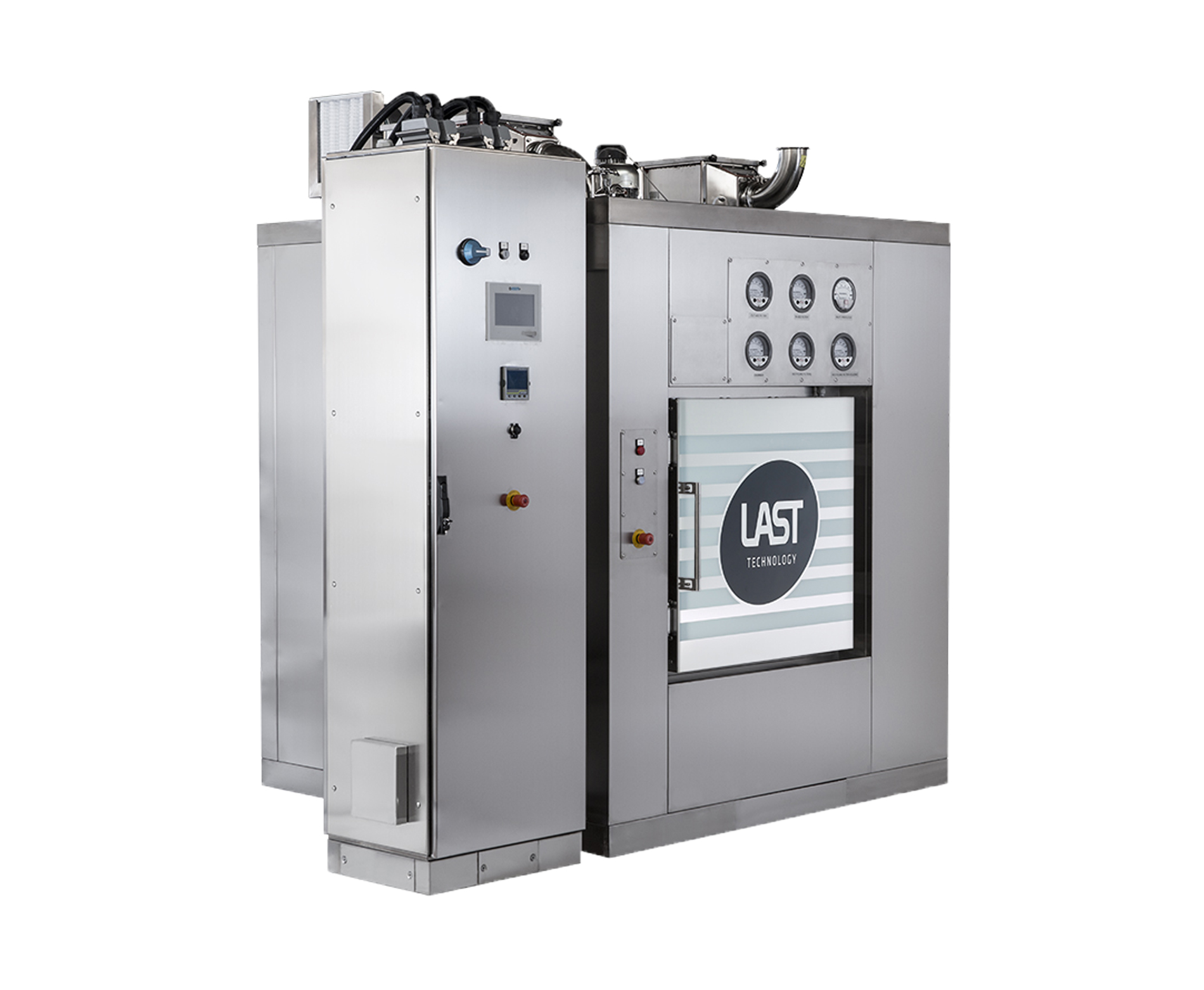 preparation systems for pharmaceutical processing