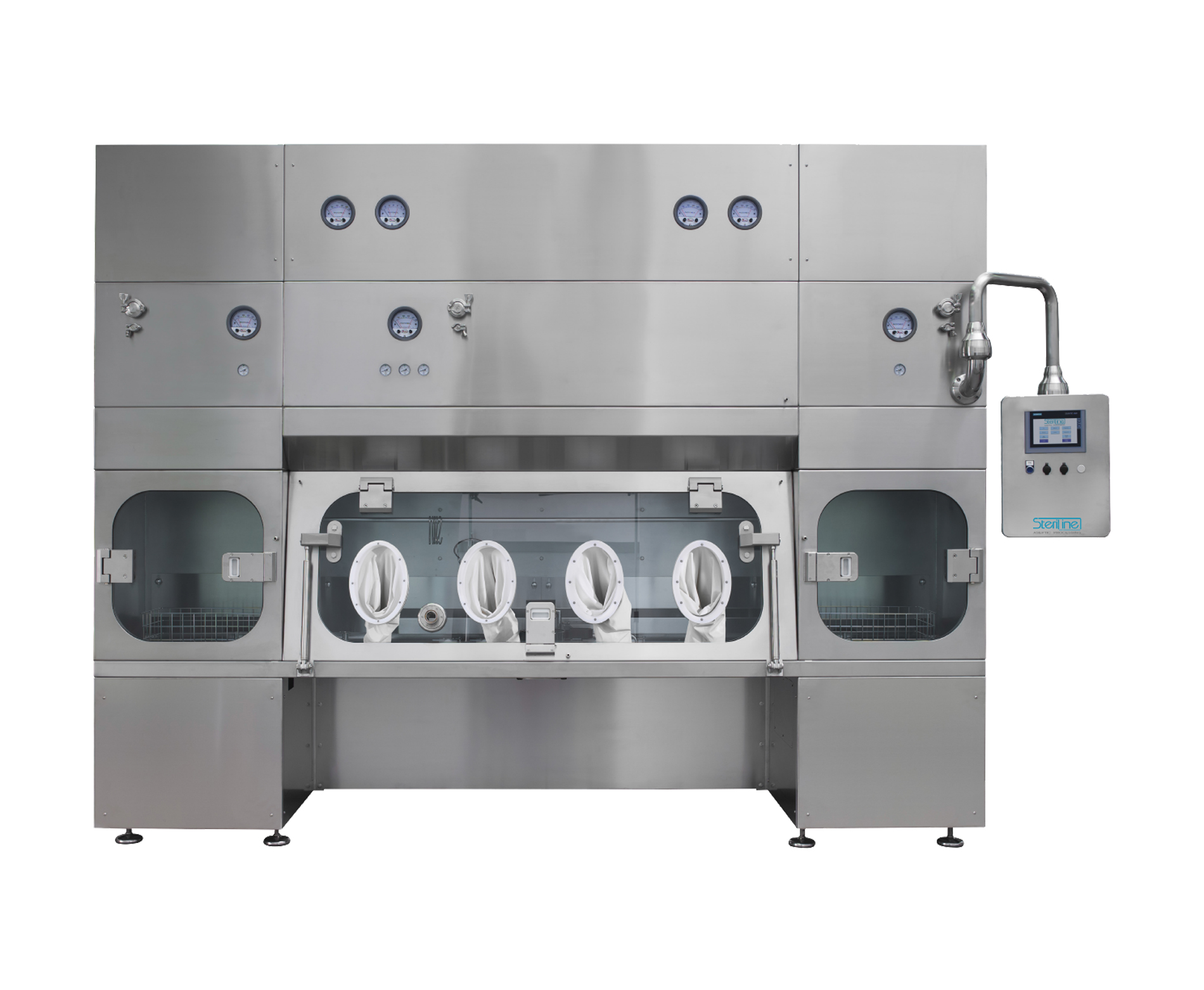compounding containment systems